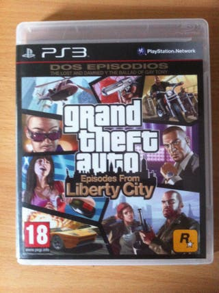 Ps3 Play 3 Grand Theft Auto