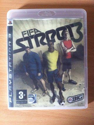 Ps3 Play3 Fifa Street3
