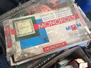Monopoli Y Juegos Reunidos