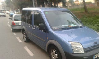 Ford turneo corbet