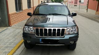 Jeep Grand Cherokee Limited 2.7 CRD
