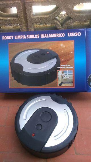 Robot limpia suelo