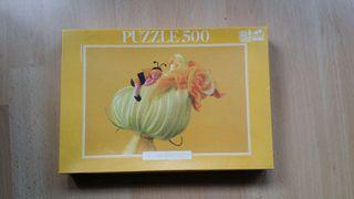 Puzzle Anne Geddes - 500 piezas