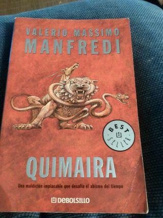 Libro Quimaira