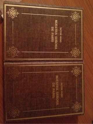 """Libro Nuestra Señora de Paris"""""""