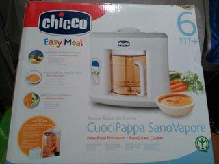 Robot cocina Chicco Easy Meal.