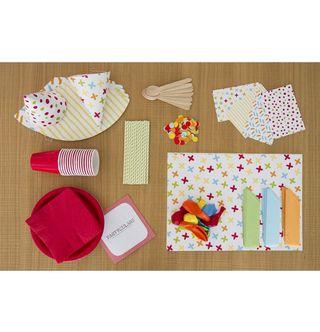 Kit para fiestas infantiles
