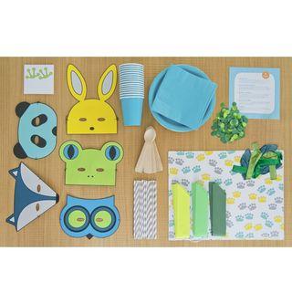 Kit Animales para fiestas infantiles