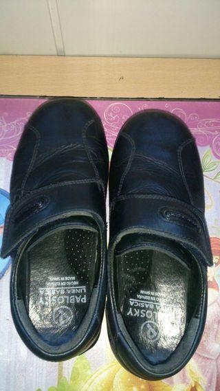 Zapatos Pablosky colegio