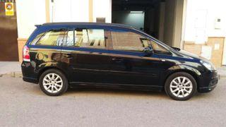 opel zafira negra diesel 2007/1900cdti