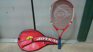 Raqueta Dunlop Play 23 con funda
