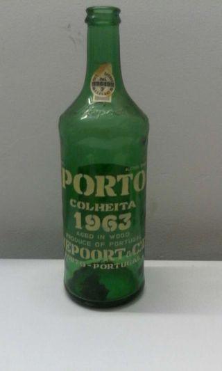 Botellas antiguas vintage