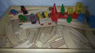 JUGUETE - Ferrocarril o carretera. NUEVO