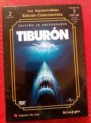Tiburon dvd