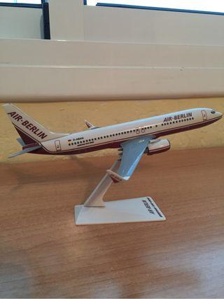 Maqueta Avión Air Berlin