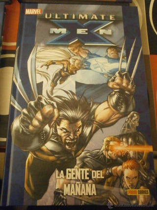 ULTIMATE X-MEN - Coleccion 3 cómics