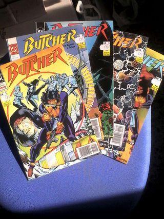 Serie limitada BUTCHER