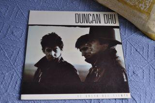 Disco vinilo de Duncan Dhu.