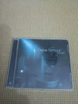 Cd de DIANE SCHUUR ( JAZZ VOCAL )