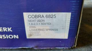 Muelles cobra