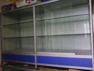 Vitrina por cierre de tienda