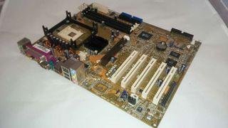 Placa Base Asus P4S800 Intel socket 478