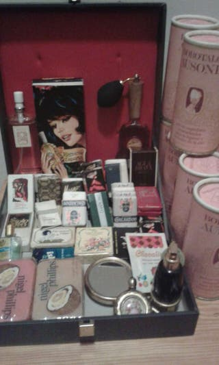 Antiguedades perfumeria