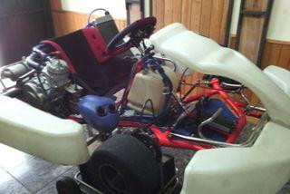 Kart Parolin / Motori Seven L5MA