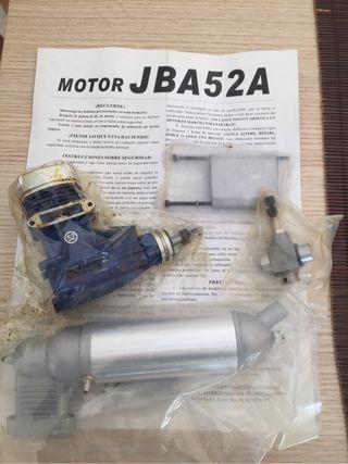 Motores Nitro metano