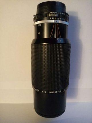 Zoom Nikon Al 80-200mm f4