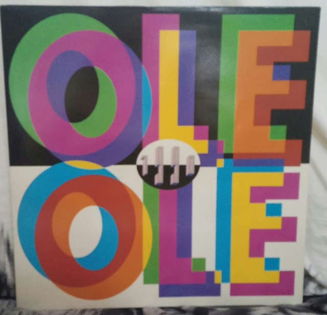 Disco de Vinilo Ole Ole