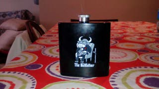 Petaca kukuxumusu. The bullfather