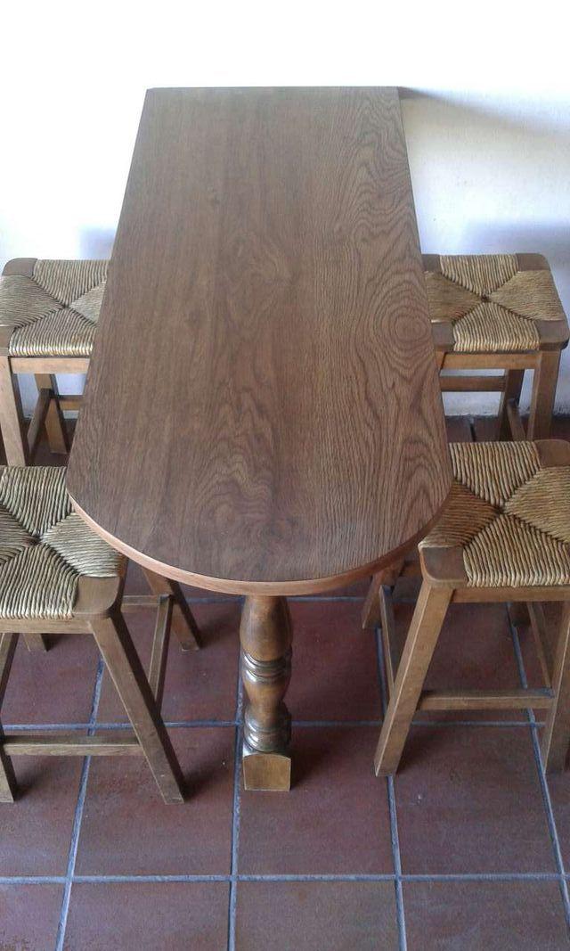 Mesa rustica para cocina de segunda mano por 169 € en Rubí en WALLAPOP