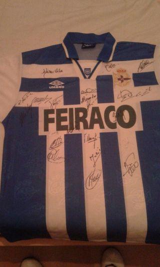 Camiseta Deportivo De La Coruña