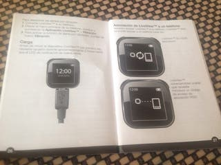 Reloj Bluetooth Fitness