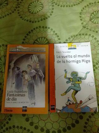 Libros para niños.