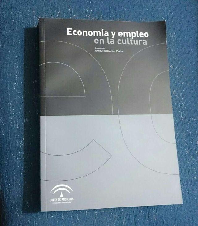 Libro Economía y Empleo en la Cultura