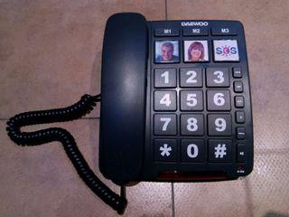 Telefono para personas mayores