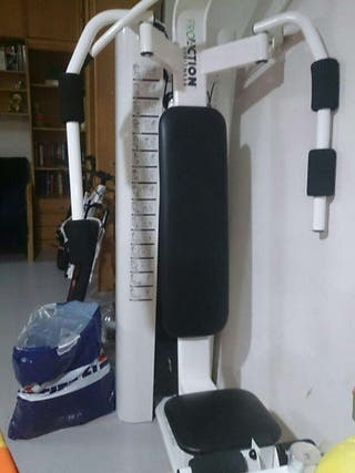 Maquina multifuncion gimnasio