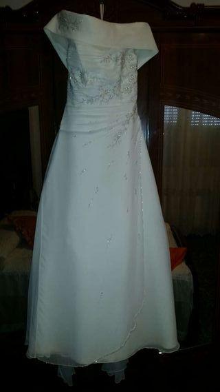 vestido de novia de segunda mano en lloret de mar en wallapop