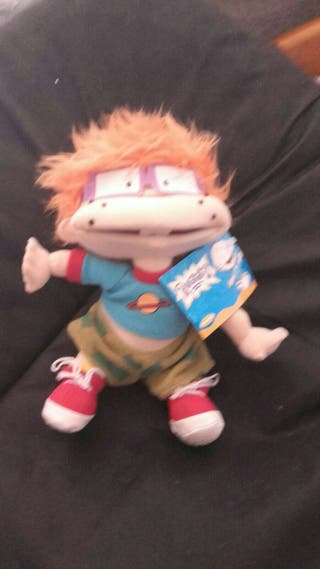 Peluche the rugrats