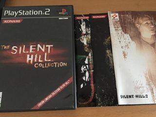 Silent Hill Collection PS2 PAL España