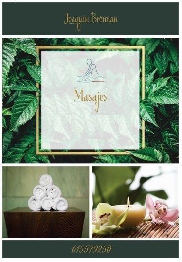 Massagist / masajista profesional