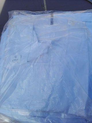 Chaleco de tergal blanco talla M nuevo