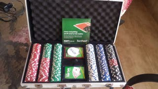 Maletin poker.