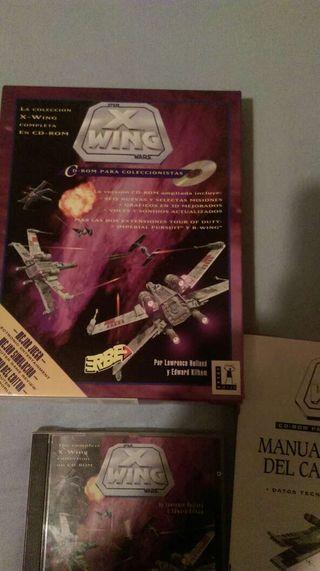 Juego x-wing edición coleccionista