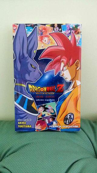 Dragon Ball Z: Battle of Gods (Anime Comic)