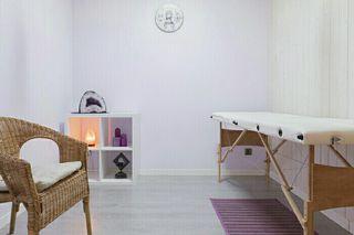 Alquiler cabina/sala para masajes y terapias
