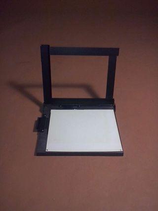 Marginador para laboratorio fotográfico