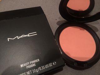 Beauty Powder Mac